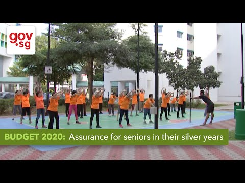 Budget 2020: Assurance for seniors in their silver years