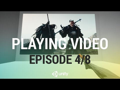 Playing And Pausing Unity