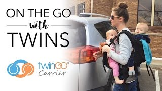 Getting Out With Twins || By TwinGo Carrier