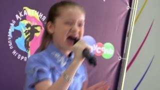 Вилена Хикматуллина полуфинал детского Евровидения 2016