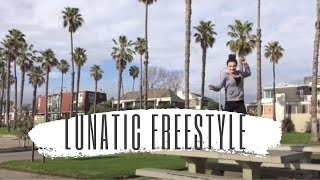 Lunatic by @andygrammer freestyle