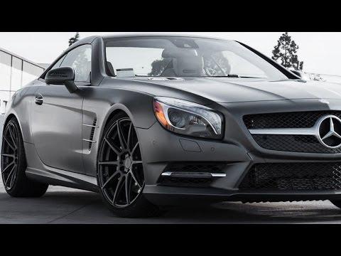 NICHE ESSEN Wheels on Mercedes-Benz SL550