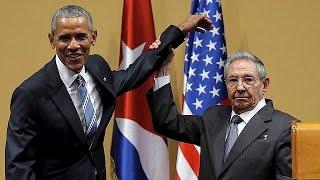 Três anos para aproximar Cuba e os Estados Unidos