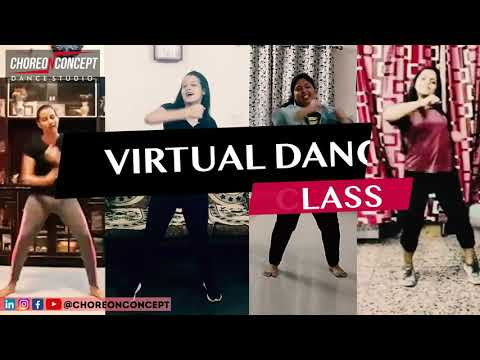 Online Dance Classes | Bollywood Dance classes for beginners step by step | Choreo N Concept