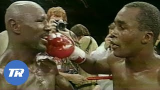 Marvin Hagler vs Sugar Ray Leonard | ON THIS DAY FREE FIGHT