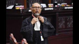 Detik - detik Hakim MK Ancam Usir Keluar Bambang Widjojanto dari Ruang Sidang