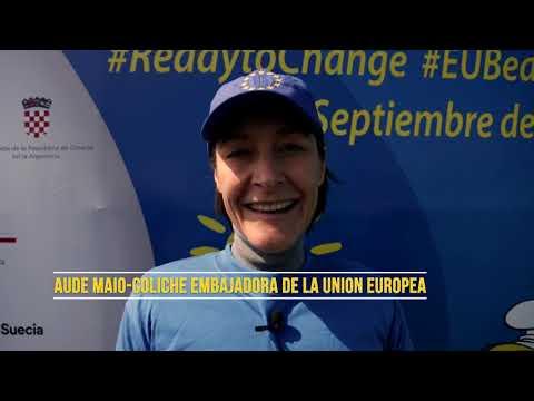 Union Europea Limpieza Rio de la Plata 2019