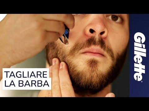 Come Tagliare la Barba e Rifinire i Contorni del Viso   Gillette STYLER   Tutorial