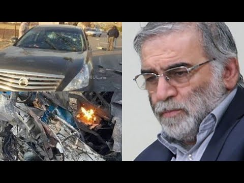Top Iranian Nuclear Scientist Murdered By Israel And/ Or US