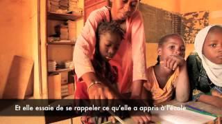 preview picture of video 'Agir pour la pleine participation des enfants handicapés par l'éducation'