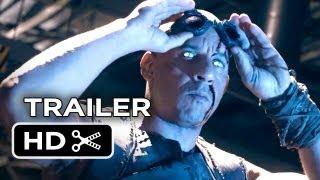 Riddick Official Trailer 1 2013  Vin Diesel Karl Urban SciFi Movie HD