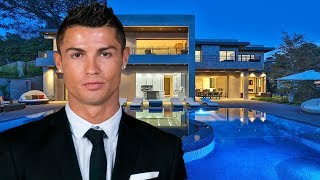 The Most Beautiful and Expensive Houses of Cristiano Ronaldo 2018