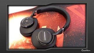 Modecom MC-1001HF - Słuchawki bezprzewodowe z funkcją ANC