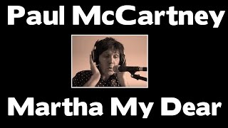 THE BEATLES - Martha My Dear