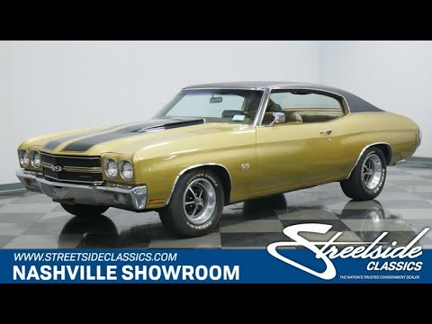 1970 Chevrolet Chevelle (CC-1369036) for sale in Lavergne, Tennessee