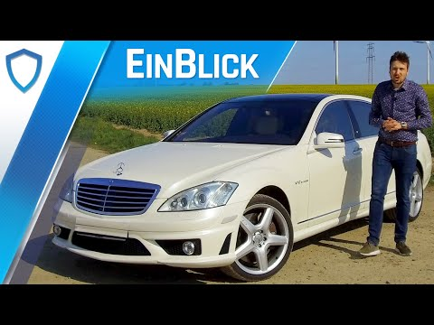 Mercedes-Benz S65 AMG (2008) - Die Krönung der Baureihe 221 | Test & Review