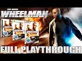 Wheelman pc Full Playthrough Walkthrough Gameplay W com