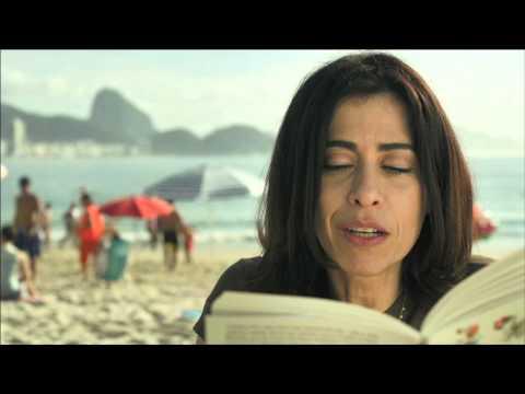 Fernanda Torres lê trecho de Fim, seu primeiro romance