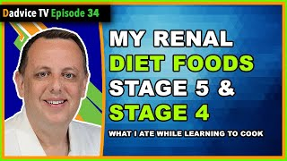 CKD stage 5 RENAL DIET: Foods I ate to IMPROVE KIDNEY FUNCTION to stage 3 and avoid KIDNEY FAILURE