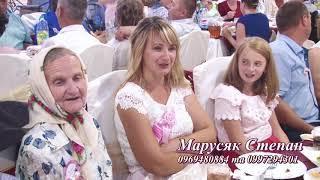 В САДУ ГУЛЯЛА. Українська застільна пісня на весіллі. Весіля