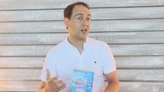 Ivan Carbonell Iglesias, autor de «Després de les marees»
