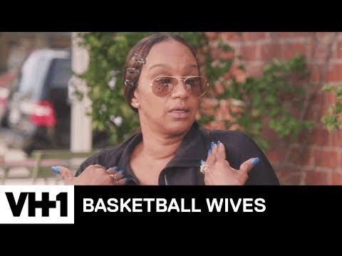 Jackie Calls Evelyn A Stalking Sister Wife 'Sneak Peek' | Basketball Wives