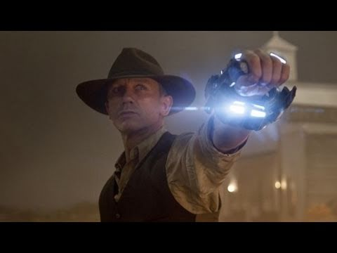 Trailer film Cowboys & Aliens