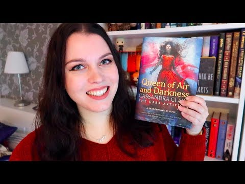 QUEEN OF AIR AND DARKNESS | Book Review & Discussion