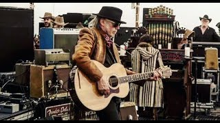 Neil Young + Promise Of The Real   Peace Trail (Official Music Video From The Film 'Paradox')
