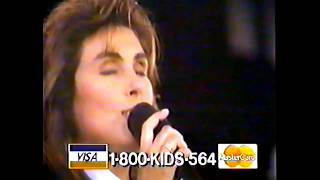 Laura Branigan - Never In A Million Years LIVE 1990 [cc]