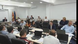 14. седница на Совет на Општина Крива Паланка (втор дел)