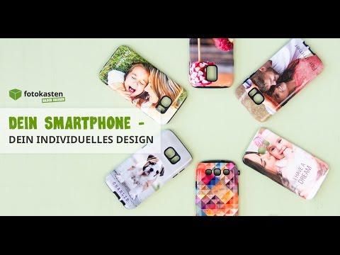 Handyhülle selbst gestalten für Samsung Galaxy S3, S4, S5, S7