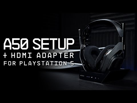 Astro Gaming A50 Wireless + Base Station for Playstation