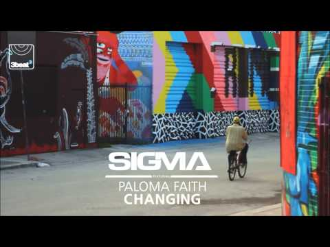 Sigma Ft Paloma Faith - Changing (Majestic Remix) video