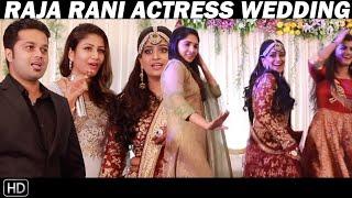 Alya Manasa, Vani Bhojan ,Serial Celebs Attend Deiva Magal Shabnam Wedding Reception