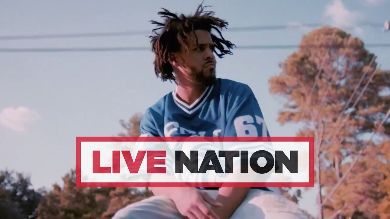 J Cole Tickets Tour Concert Information Live Nation Uk