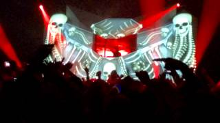 Excision's Encore!..throw your X up!