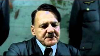 Hitler, Gunsche and the interrupting music