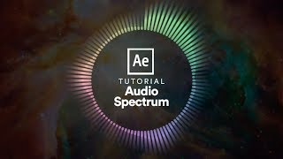 After Effects - Tutorial Audio Spectrum (Fácil)