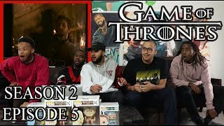 Game of Thrones Season 2 Episode 3 Reaction/Review - Thủ