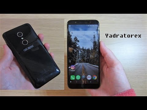 Alcatel 3 - Review en Español