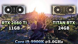 nvidia titan rtx 24gb vs 2080 ti - Thủ thuật máy tính - Chia