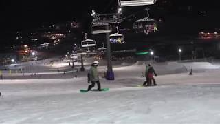 Additional night skiing & boarding tonight Monday 21 August!