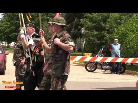 WLVA & Vietnam Veterans Parade June 18,2017