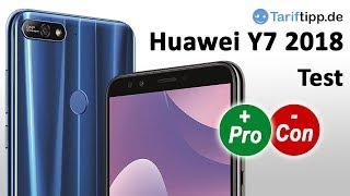 Huawei Y7 2018 | Test (deutsch)