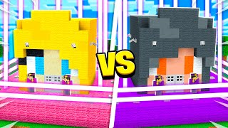 Worlds MOST Secure Minecraft House Battle Vs Aphmau!
