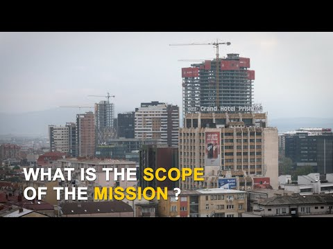 What is the scope of the mission?