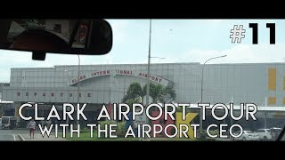 VLOGITOS #12 - What's Inside Clark International Airport (Quick Tour)