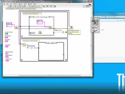 Certified LabVIEW Developer (CLD) Exam Demonstration - YouTube