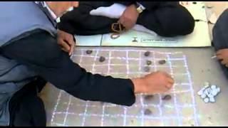 Смотреть онлайн Старик обыграл в шашки за один ход
